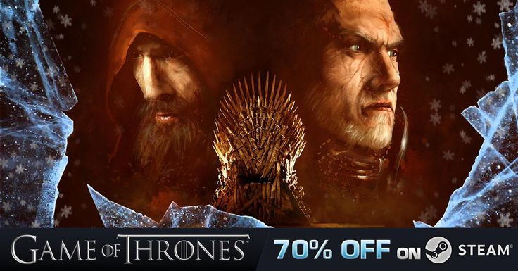 [STEAM WINTER SALE] Winter is coming! Live an epic RPG adventure in one of the most finely-worked universe – Game of Thrones is 70% off during the Steam Winter Sale! #GOT #GameOfThrones #SevenKingdoms #WinterIsComing #FireAndBlood