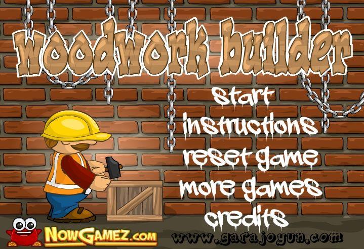 İnşaat işçisinin hazırlayacağı yapılara yardım edeceğiniz keyifli bir flash oyun ile karşınızdayız.  http://www.garajoyun.com/insaat-iscisi.html  #YeniOyunlar #NewGames