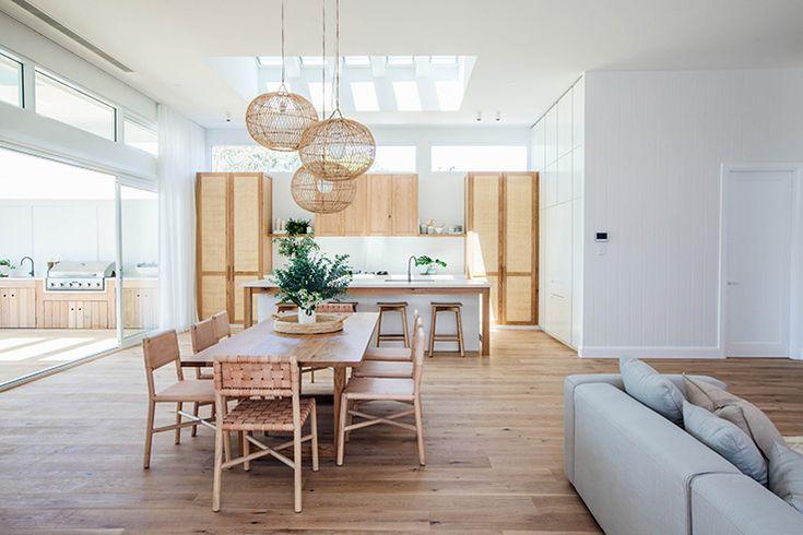 An amazing dining room by Kyal & Kara