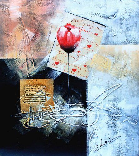 86 best Art images on Pinterest Abstract art, Abstract paintings - new certificate of authenticity painting