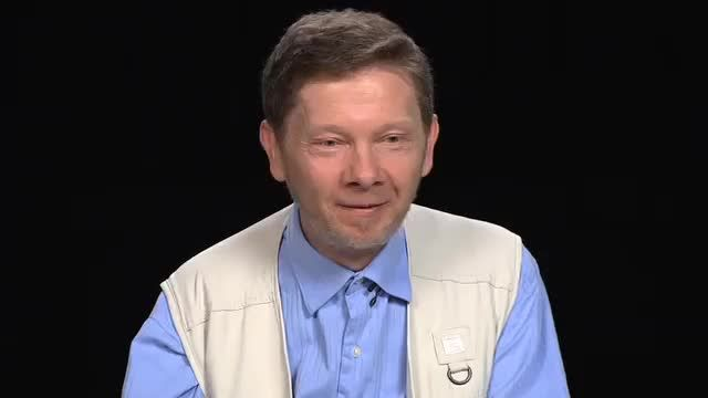 Heavy Ego and Pain Body - Eckhart says 'Hi', and explains how people are have very dense egos are here to teach us greater presence