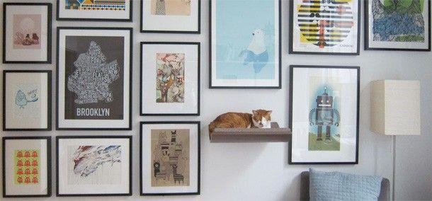 Curve, een kattenmeubel dat je niet hoeft te verbergen