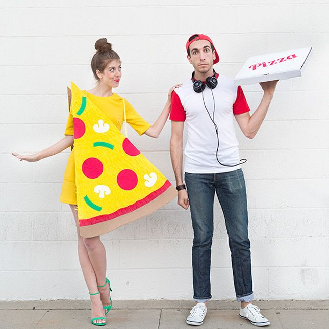 114 Creative DIY Couples Costumes for Halloween