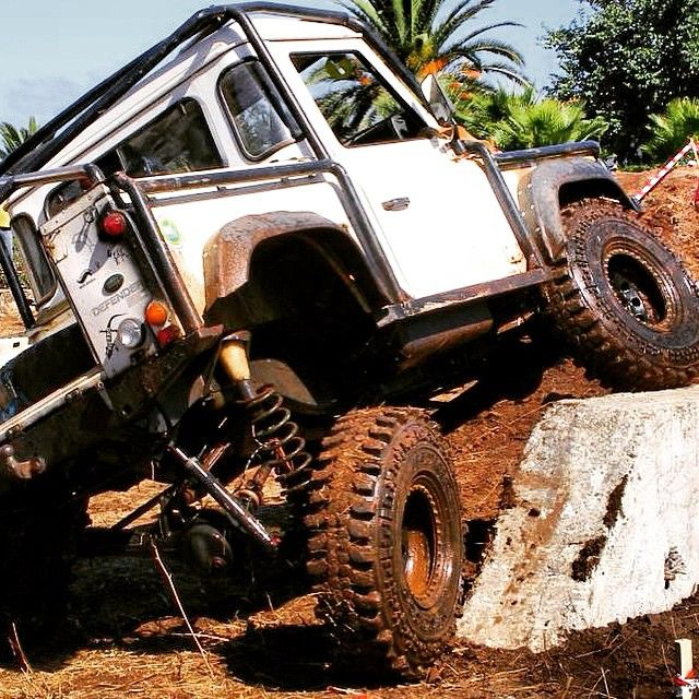419 Best Land Rover Images On Pinterest: @rc4wdjoshuaj01 Showing Off Some Articulation. Flex My