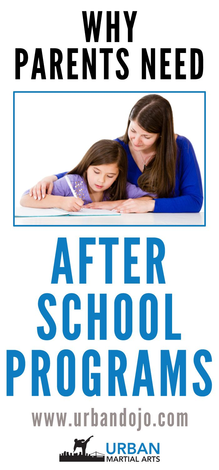 Looking for after-school programs? This article explains why parents benefit from after-school programs just as much as kids do. Learn about after-school programs in Brooklyn: http://urbandojo.com/after