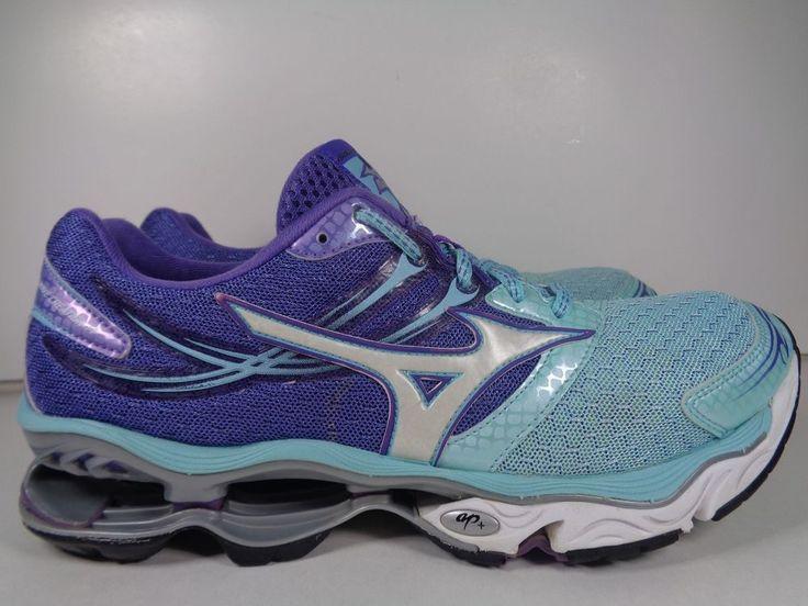 Womens Mizuno Wave Creation 14 Running Cross Training shoes size 10 #Mizuno #RunningCrossTraining