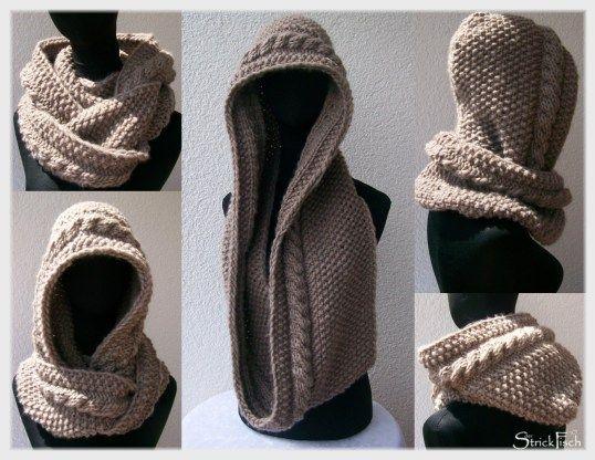 Scoodie Stricken Knitting Knitting Crochet Und Crochet Patterns