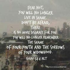 Isaiah 54 :4