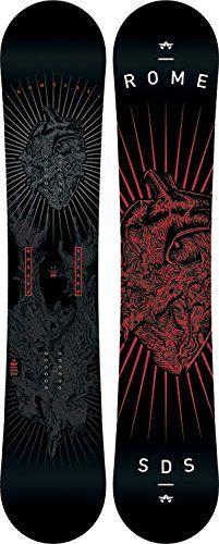 Rome Garage Rocker Snowboard Mens Sz 148cm – Snowboards