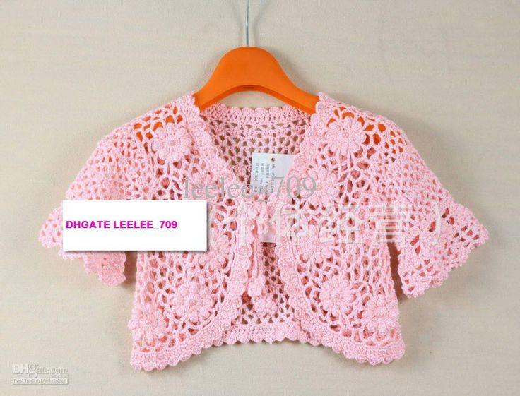 17 Best Images About Crochet Apparel For Kids On Pinterest
