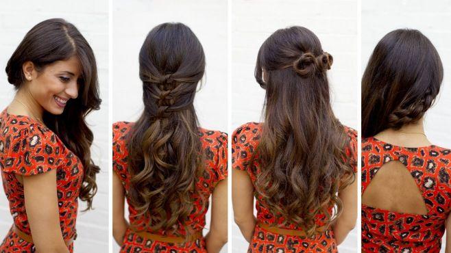 Okul Saç Stilleri Nasıl Yapılır - Düğün, mezuniyet balosu, kutlama vb özel anlarınızda pratik şekilde uygulayabileceğiniz yeni trend saç modelleri, saç örgü modelleri, saç toplama teknikleri, en güncel kısa ve uzun saç modellerini sizler için biraraya getirdik. Güzel görünmek ve mükemmel saçlar için videomuzdan ilham alarak bir kaç deneme ile istediğiniz sonuca ulaşabilirsiniz.