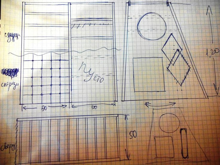 Собрать спорткомплекс для ребенка по готовому чертежу. Инструкция по сборке спортивного уголка для детей по Доману.|
