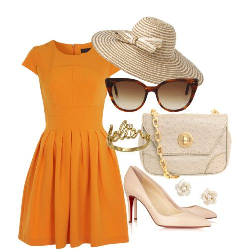 Audrey Hepburn inspired outfit, perfect for summer!