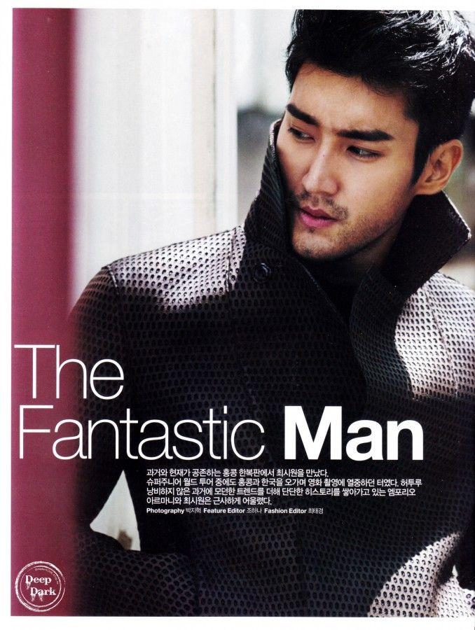 20 Korean actors who rock glorious facial hair