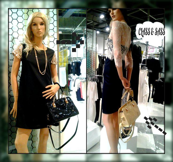 Handbags, Black , Cream, Brown ... while stocks last #YDE #OOTD #KeepingitFug