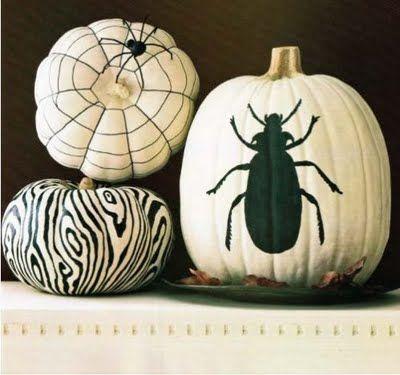 98 best Pumpkin Painting Ideas images on Pinterest   Painted ...