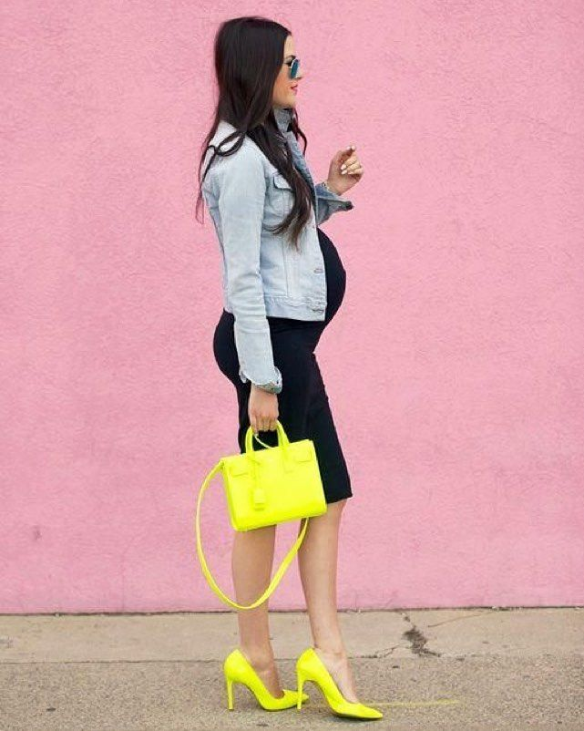 Hop on over to the blog to check out today's #FashionFriday 3 Ways to Dress Your Bump : Fall Edition.