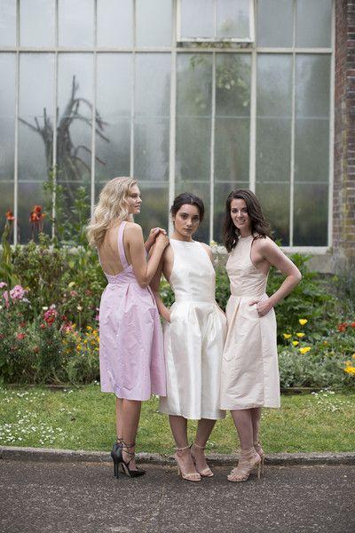Céline Rita Bridesmaid Dresses Backless Wintergardens Auckland