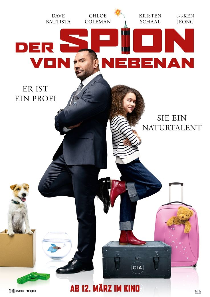 Der Spion von nebenan Film Stream German Online Komplett