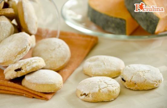 Halloween: biscotti di zucca