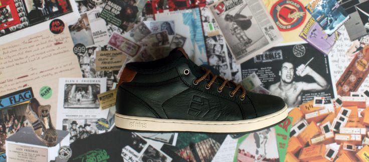 Etnies Fader MT Black #Etnies #WinterShoes #FaderMT #BMXMagazin