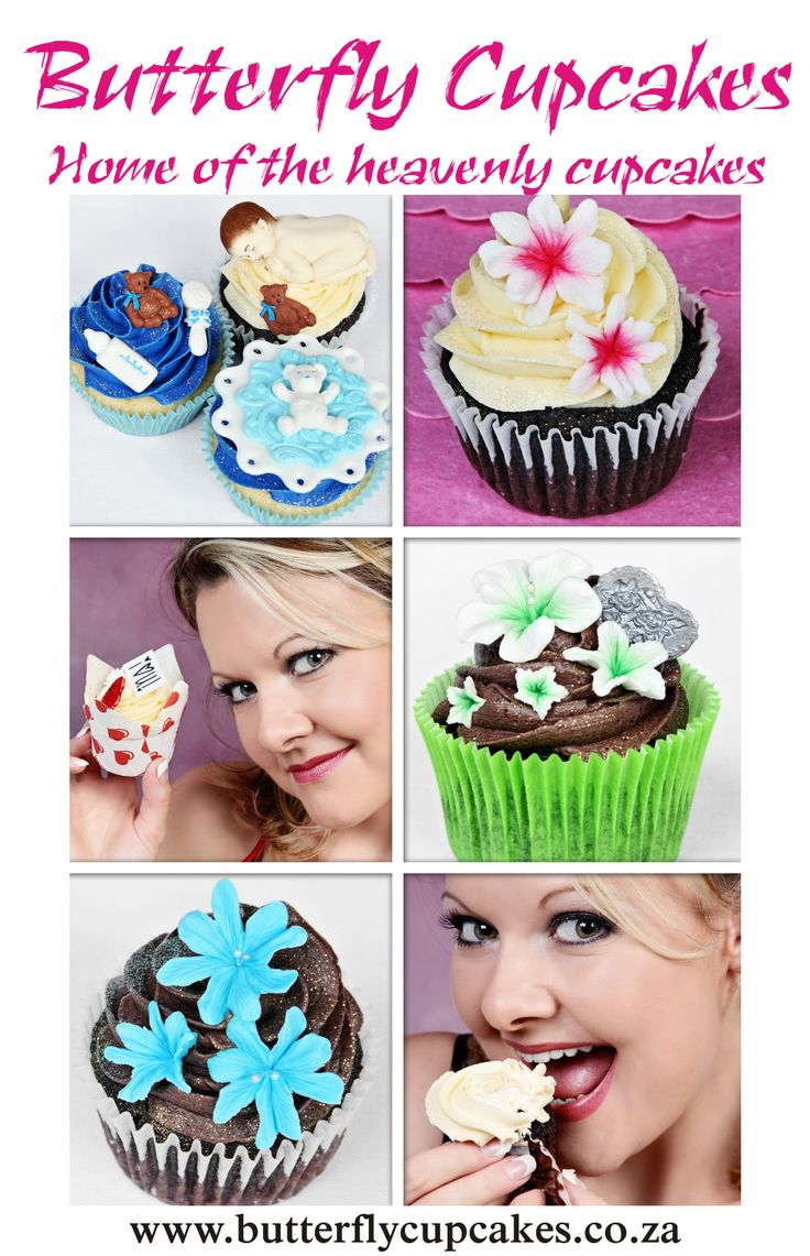 Couture cupcakes for every occasion and event.