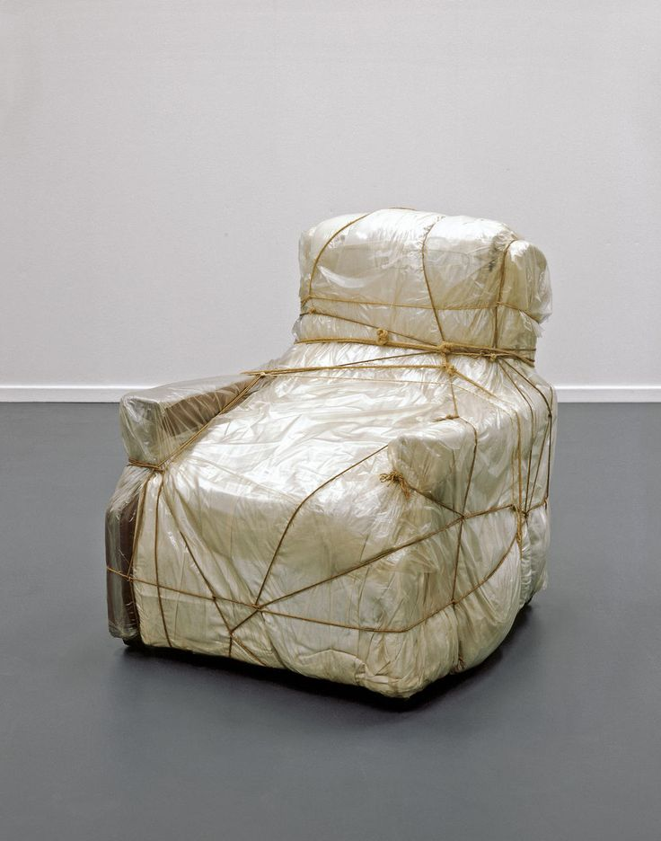 Wrapped Armchair