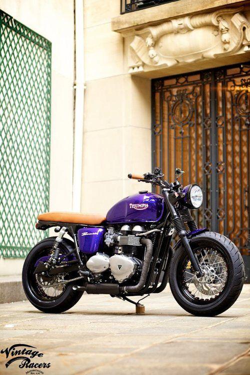 2012 Triumph Bonneville by Vintage Racer