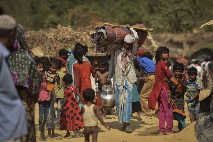 Rohingya Crisis in Myanmar Draws Top U.S. State Department Officials http://qoo.ly/j543q