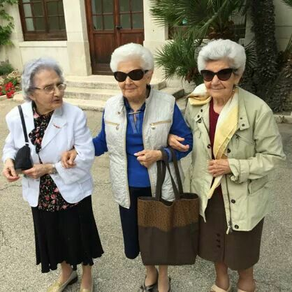 """They probabily don't know how to pronounce """"Italian Fable"""" but our knowledge comes from them, from our nonne. www.italianfable.com"""