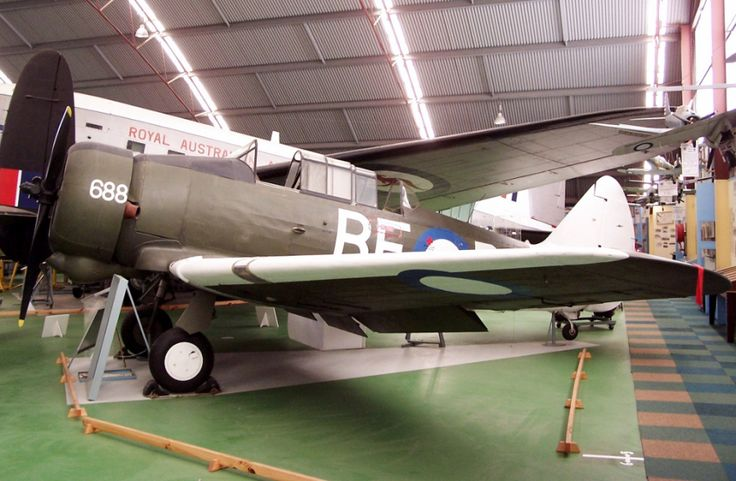 CAC Wirraway - Bull Creek Aviation Museum - Perth, WA