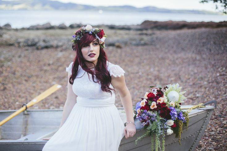 New Zealand beach wedding Whangarei Heads