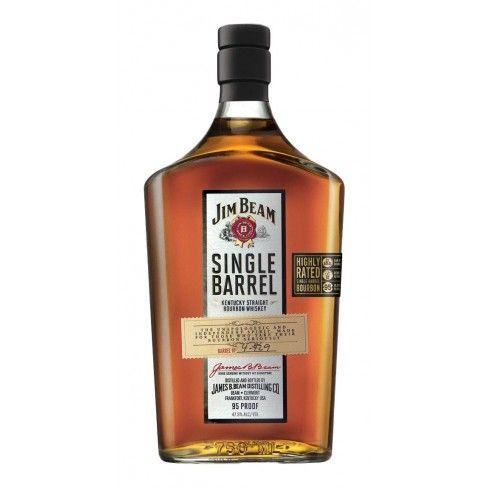 Jim Beam Single Barrel Straight Bourbon Whiskey at Caskers - Caskers