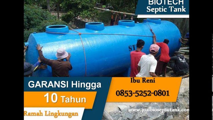Bio Septic Tank Bandung | harga septic tank fiberglass | 0853-5252-0801