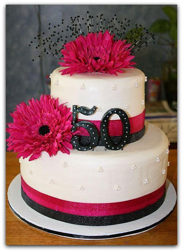 Tortas De Cumpleanos Para Mujeres 50 Anos 9 Picaditas In