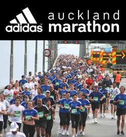 Auckland Full Marathon -- Registered for next year