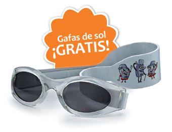 Por la compra de un fotoprotector ISDIN Pediatrics, gratis unas gafas de sol infantiles