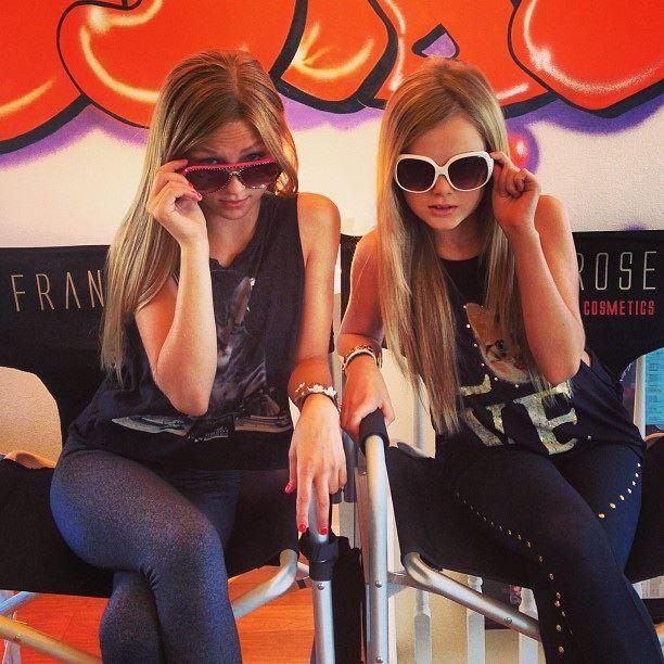 Autumn Miller & Mia Diaz