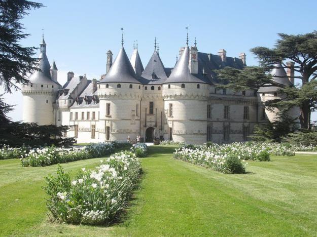 EN IMAGES. Les plus beaux jardins de Chaumont-sur-Loire