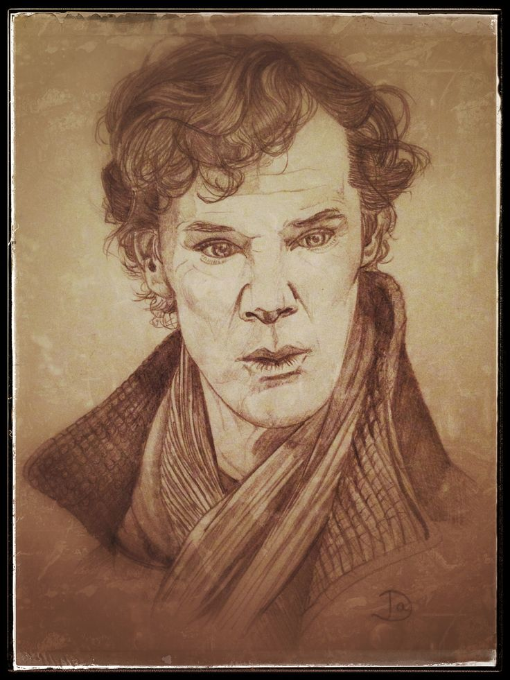 Mr. Holmes, lápiz.