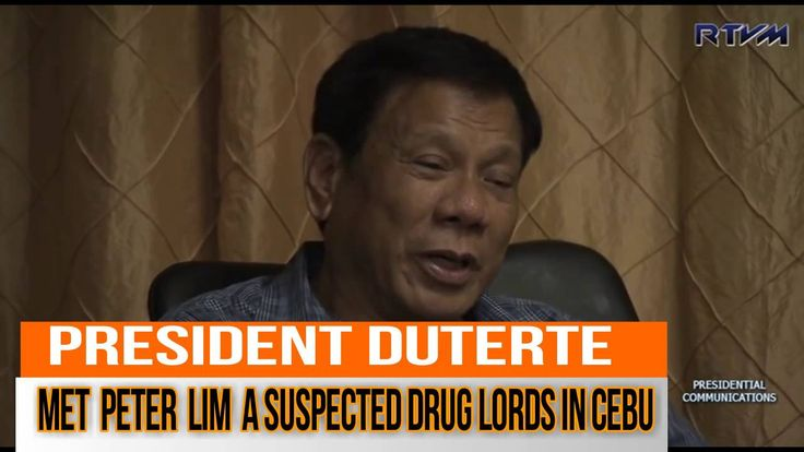 President Duterte Met & Warned Peter Lim & The Government Employees