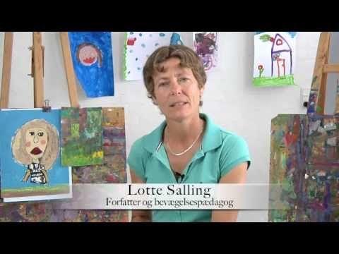 Når børn får ordet, med Lotte Salling