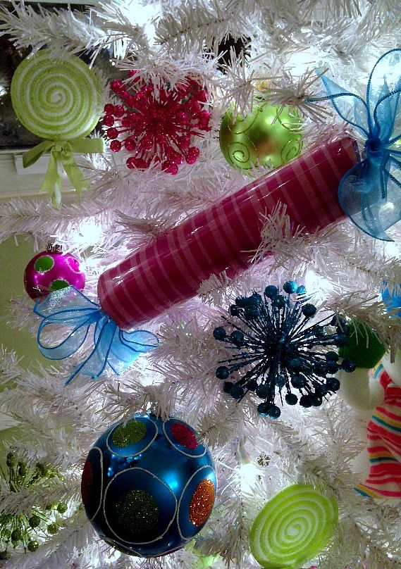 Tree candy