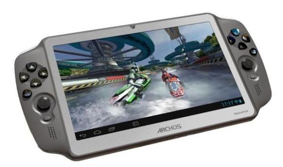 Híbrido ARCHOS GamePad sai na Europa e chega aos EUA em 2013 - Notícias - Baixaki Jogos