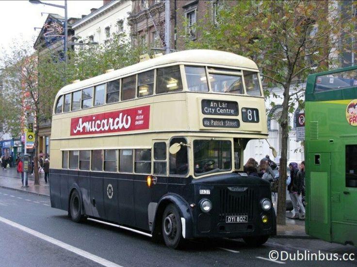 CIE bus 1970s