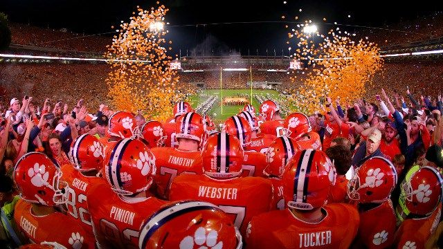 2016 Clemson Tigers Football Schedule