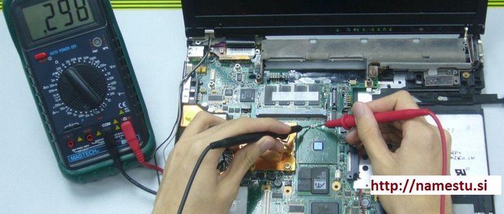 Računalniški servis - Nudimo prodajo računalniške in druge elektronske opreme. Obiščite nas v naši poslovalnici na Brezovici pri Ljubljani, kjer vam bomo svetovali pri nakupu. Ponujamo tudi servis računalniške in druge elektronske opreme in priklop na domu ali v pisarni. Za vso opremo nudimo namestitev operacijskega sistema in programske opreme.