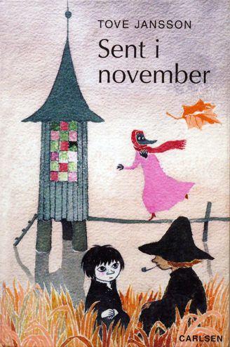 1970 Den sista Mumin-berättelsen, Sent i november, publiceras. Tove bestämmer…