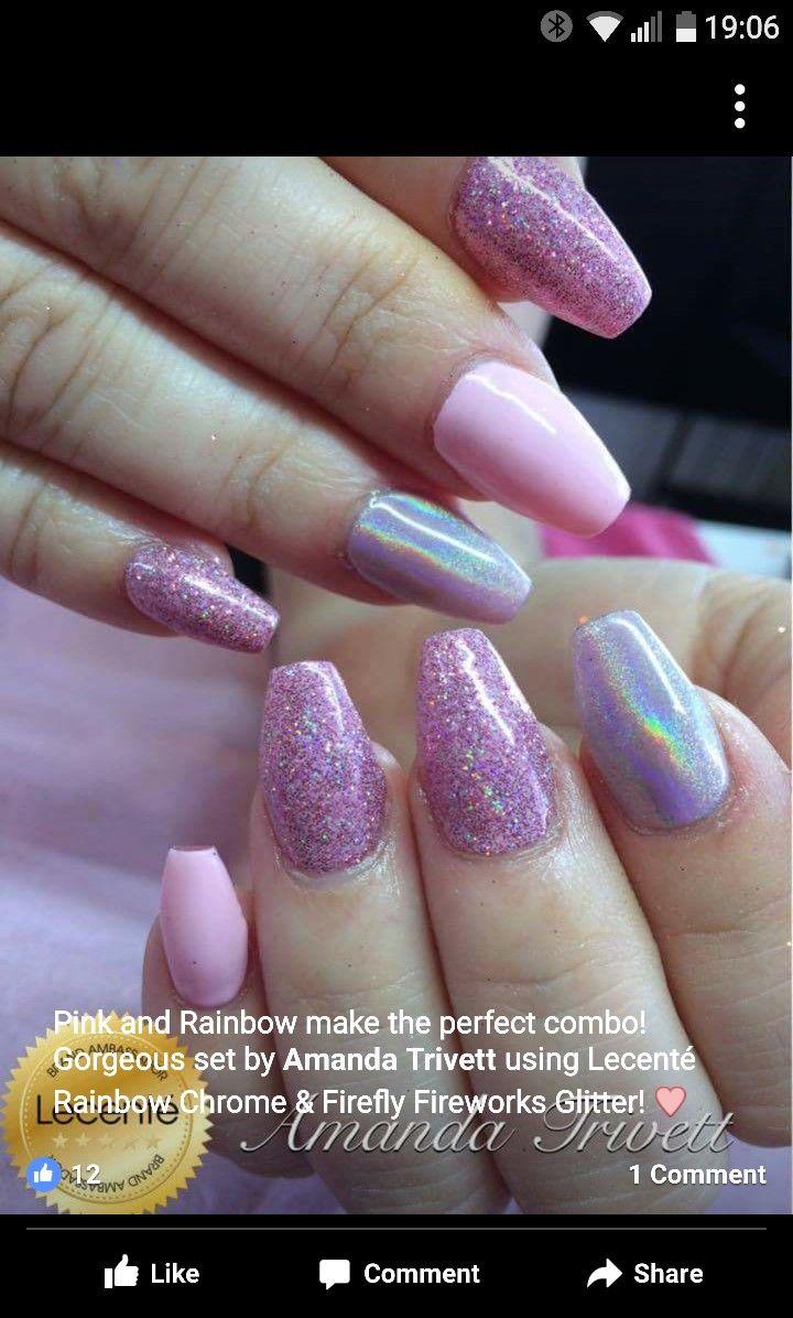 139 besten Pink Nails Bilder auf Pinterest