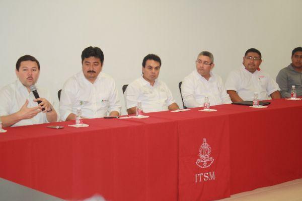 La Secretaria del Trabajo y Previsión Social, Delegación Federal Yucatán, llevo a cabo este martes la Instalación de la Comisión Regional Centro de la Red de Vinculación Laboral y Educación en las instalaciones del Instituto Tecnológico Superior de Motul.